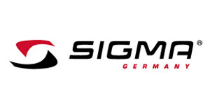 Logo Sigma Sport Bordcomputer, Cycling Apps und Sports Armbänder